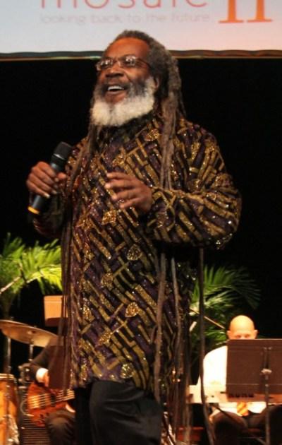 Adonijah in performance.
