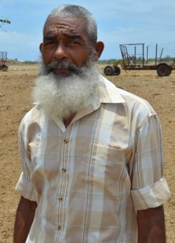 Farmer Barry Bishop