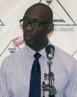 General manager of Co-operators General Insurance, Anton Lovell