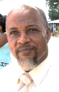 Bayley's Primary senior teacher Evans Hinkson.
