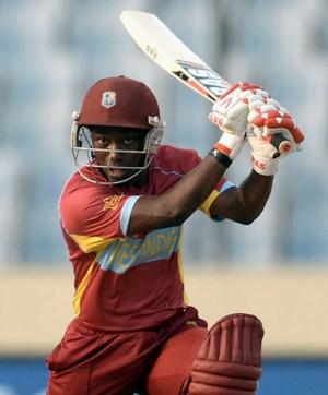 Deandra Dottin made her second half-century of the ODI series yesterday.