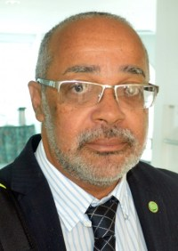 Former registrar of the Caribbean Examinations Council Didacus Jules