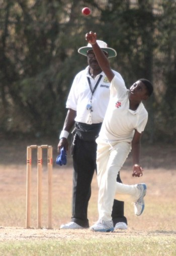 Shaquane Phillips scored 20 runs and took two wickets for St Leonard's.