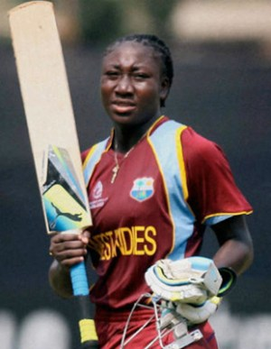 Stafanie Taylor top-scored with 86.
