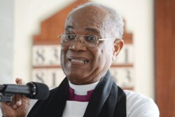 The Right Reverend Dr Rufus Brome