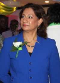 First Citizen's Group Chief Executive Officer Karen Darbasie