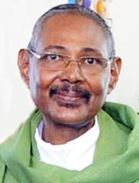 St Mary's rector Reverend Dr Von Watson