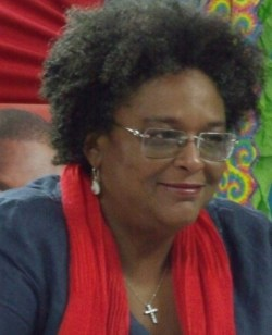 BLP Leader, Mia Mottley