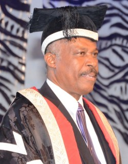 University of the West Indies vice-chancellor Professor Sir Hilary Beckles