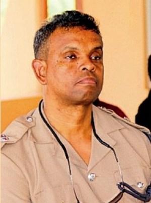 Superintendent Clive Blair