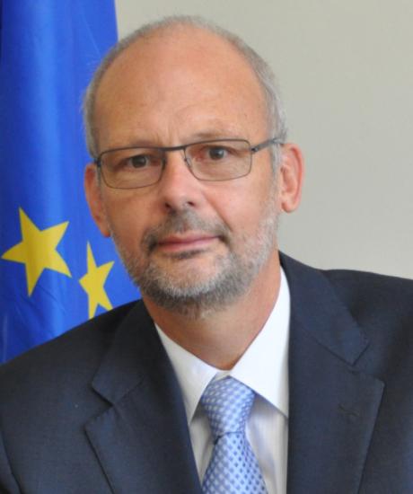 Ambassador Mikael Barford