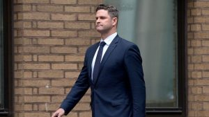Chris Cairns is on trial in England.