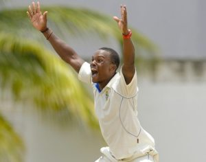 Kevin Stoute has been fined for excessive appealing against Jamaica Scorpions.