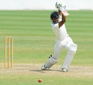 Rajindra Chandrika gets another chance to get off the mark in Australia.