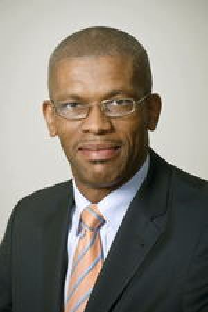 President of the General Insurance Association of Barbados (GIAB) Davis Browne