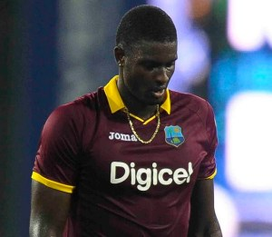 Jason Holder to sit out the second ODI.