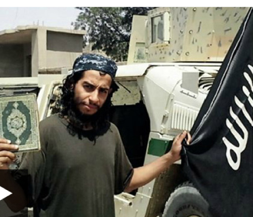 The suspected ringleader of the Paris attacks, Abdelhamid Abaaoud was confirmed  dead by French prosecutors.