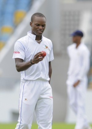 Barbados captain Kevin Stoute will be hoping for a good performance from his team