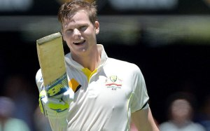 Steve Smith is ICC's Cricketer of the Year and winner of the Sir Garfield Sobers Trophy.