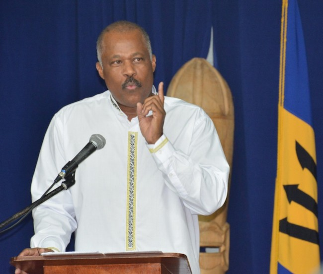 UWI Vice-Chancellor Sir Hilary Beckles callied for an African summit.