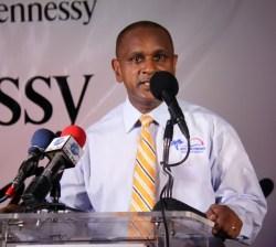Barbados Tourism Marketing Inc (BTMI) Alvin Jemmott