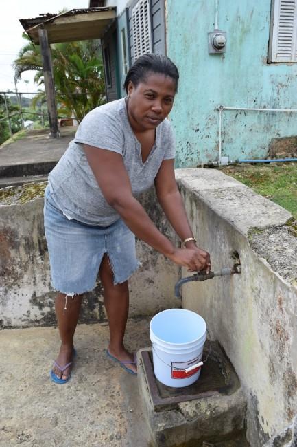Lammings St Joseph resident Ingrid Hope