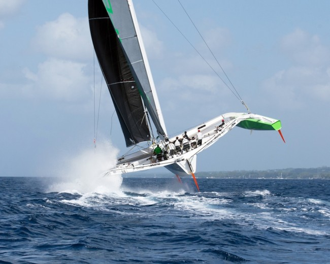 Phaedo3 produced some thrilling moments.