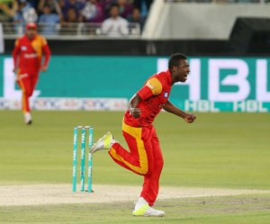 Andre Russell took three wickets in the PSL final and finished the tournament as the top wicket-taker.