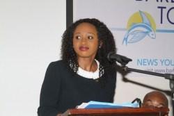 CEO and Editor-In-Chief of Barbados TODAY, Kaymar Jordan.