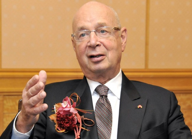 Professor Klaus Schwab
