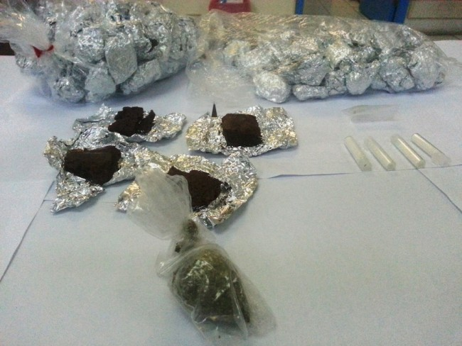 "Schools and parents have been urged to keep a look out for ""brownies"" which police have reported contain marijuana resin."
