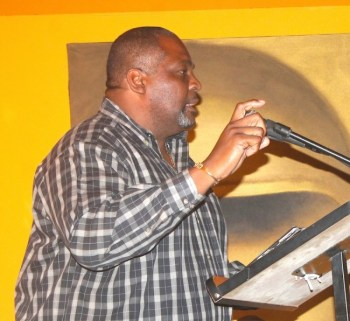 Chairman of the Barbados Cricket Association's  senior selection committee Hendy Wallace was the featured speaker.