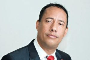 Former Minister of National Security Gary Griffith