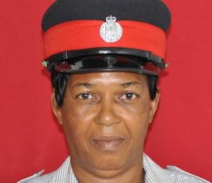Corporal Judith Williams