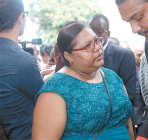 Susan Roopnarine-Ramroop is seeking justice five months after her husband Govindra Ramroop was killed at the Guapo Police Station.