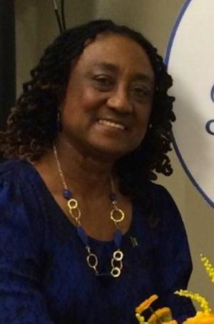 Consul General Dr Donna Hunte-Cox.