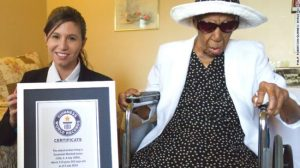 Susannah Mushatt Jones, 116, died after being ill and in and out of the hospital for ten days.