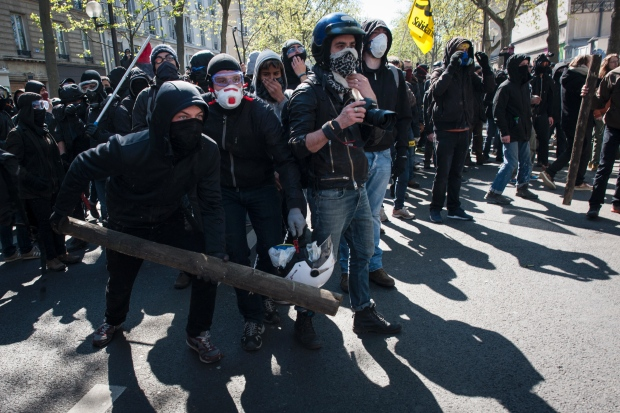 france-may-day-protest