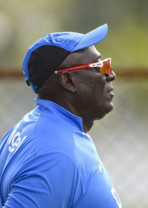 Coach Roddy Estwick is looking forward to improvement from his team's batsmen.