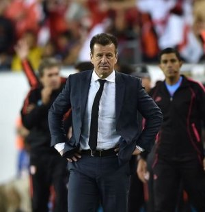 Dunga loses his job after Brazil's failures.