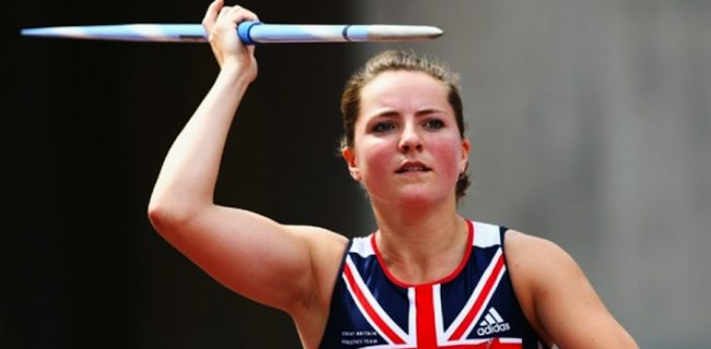 Britain's Goldie Sayers is among several athletes not comfortable competing beside known doping violators.