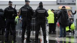 Paris will have security force of at least 13,000 to patrol two zones and two stadiums.
