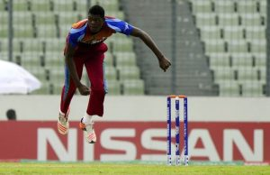 Promising fast bowlers like Antiguan Alzarri Joseph are being done an injustice by poor pitches in the Caribbean, says Aussie coach Justin Langer.