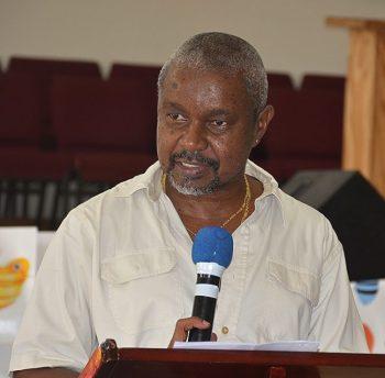 Dr Kenneth George