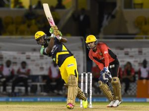 Andre Russell (l) to face the music next week.