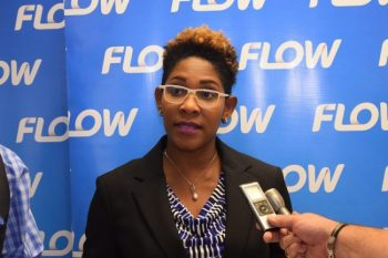 Flow Barbados' Director of  Corporate Communications & Stakeholder Management, Marilyn Sealy says the telecommunication company is committed to investing in youth development.