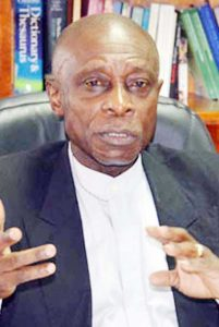 Minister of Foreign Affairs and Second Vice-President, Carl Greenidge