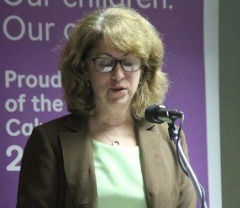 Scotiabank's Senior  Marketing Manager Lisa Cole