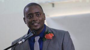 Guest Speaker Julius Sealy