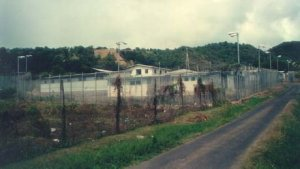 The State Prison at Stockfarm.